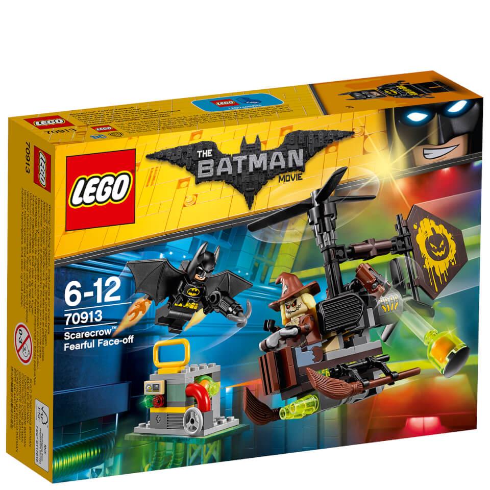 LEGO Batman Kräftemessen mit Scarecrow™ (70913)