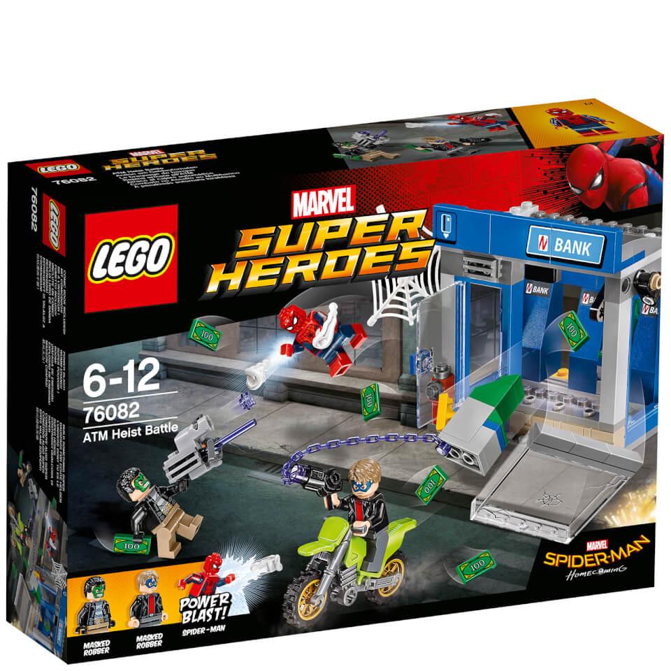LEGO Marvel Superheroes Action am Geldautomaten (76082)