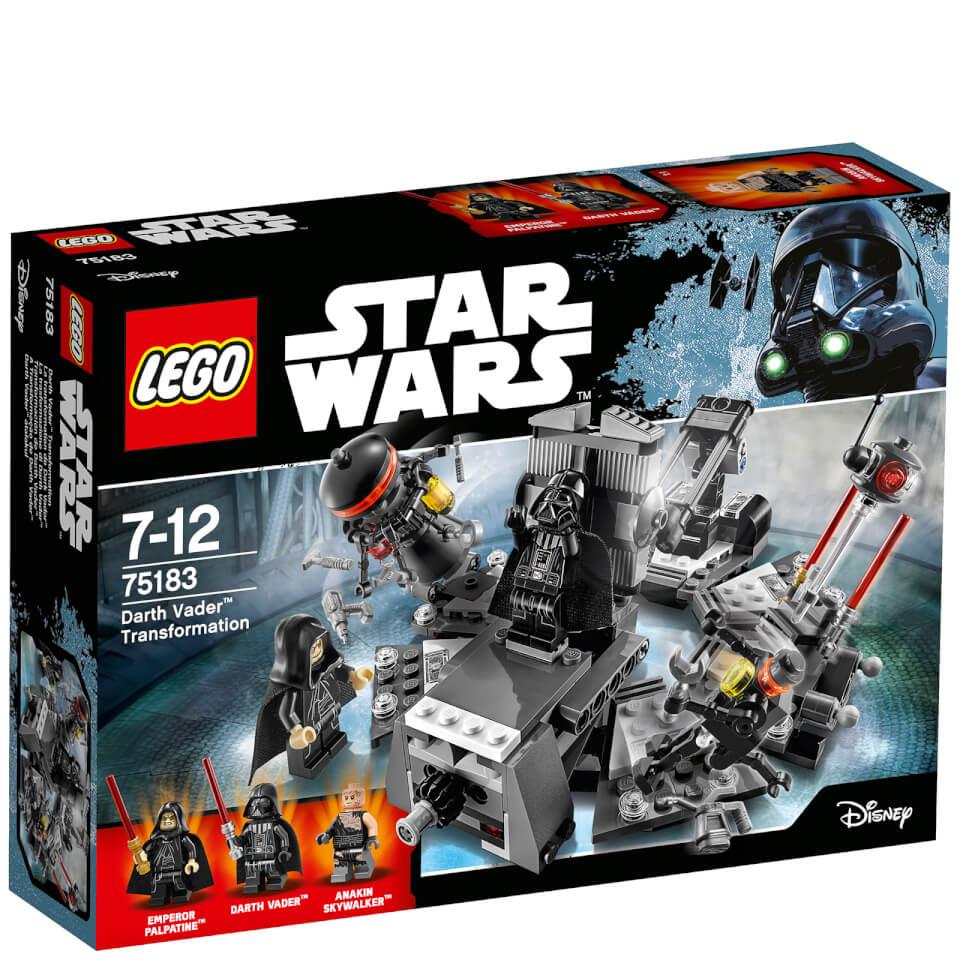 LEGO Star Wars Darth Vader™ Transformation (75183)