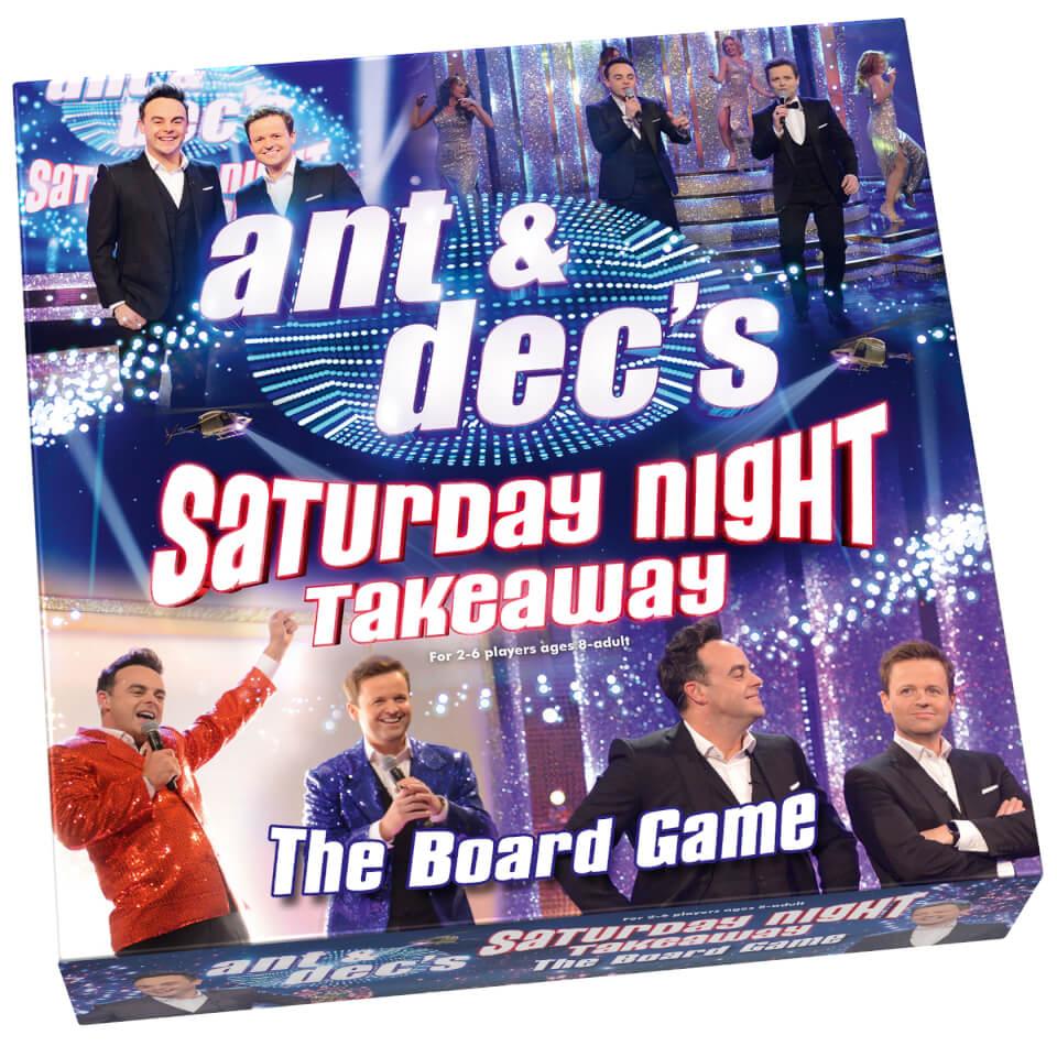Ant & Dec Game