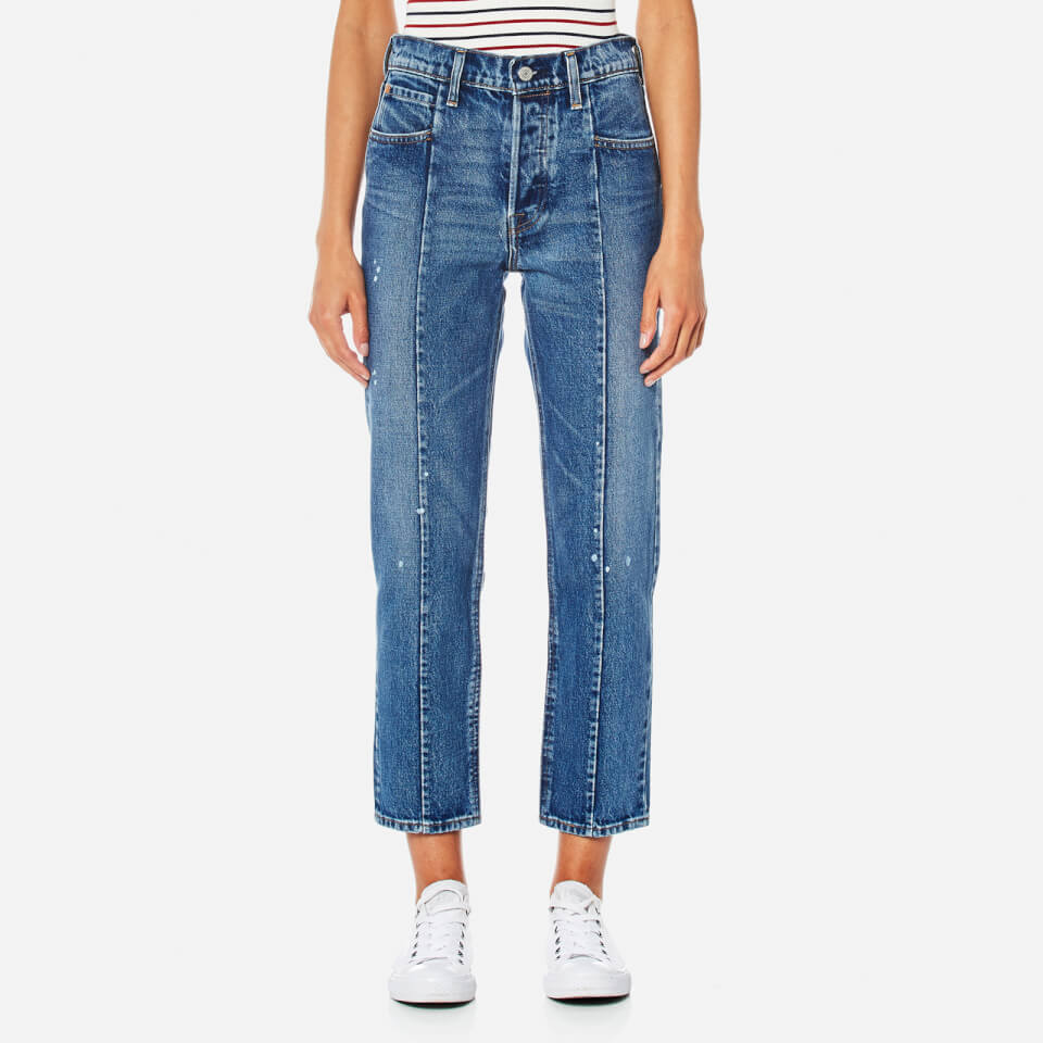 Levis Womens Altered Straight Jeans No Limits W26