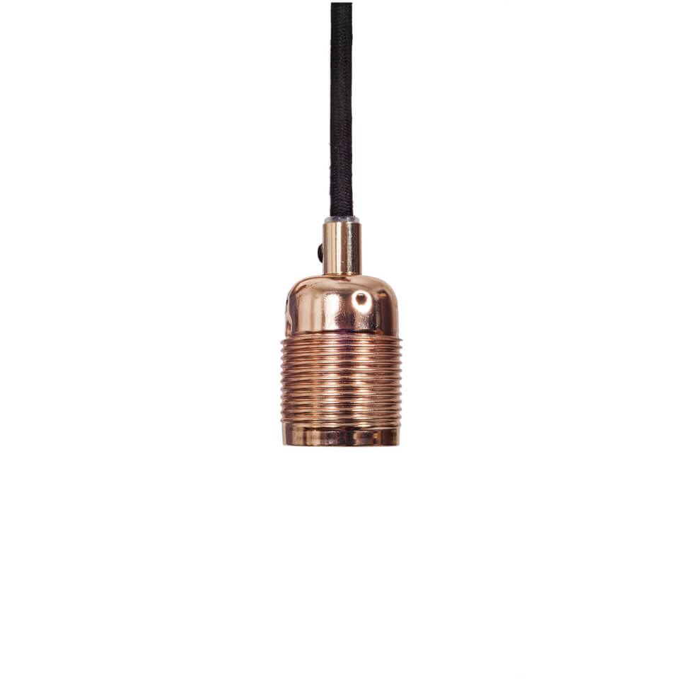 frama-e27-pendant-copper-black-cable
