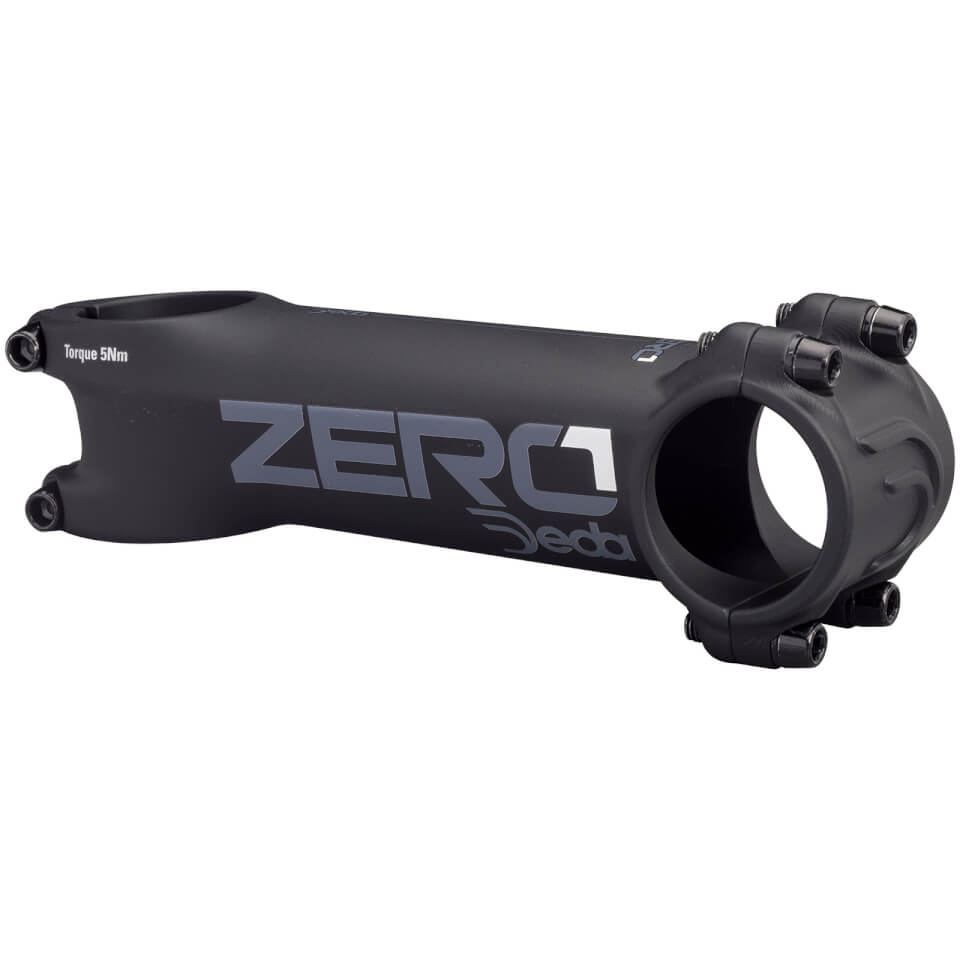 Deda Zero1 Stem - 120mm - Black