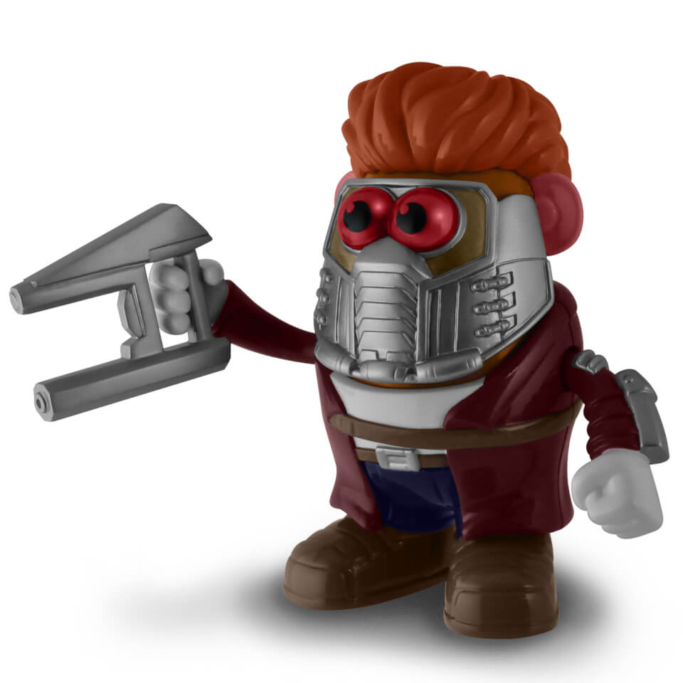 Marvel Star Lord Mr Potato Head Poptater Merchandise