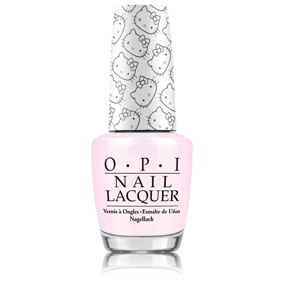 OPI Hello Kitty - Let\'s Be Friends 15ml | Buy Online At RY