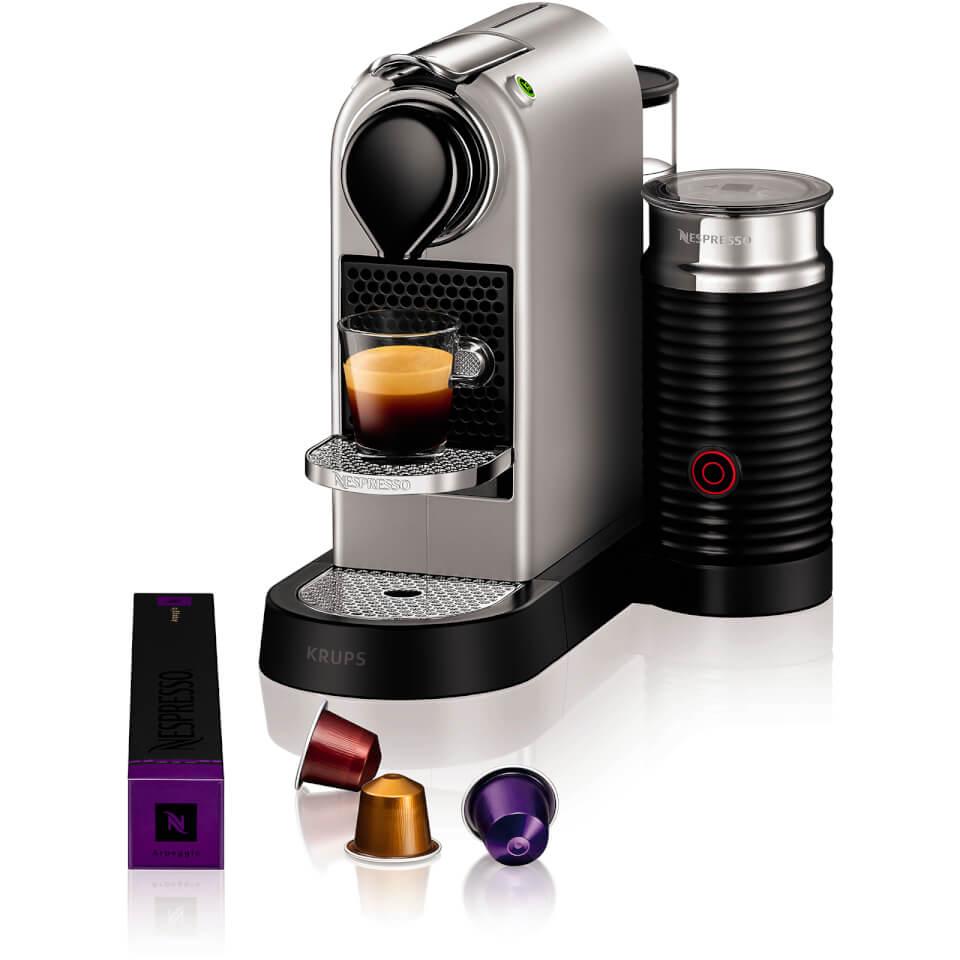 nespresso citiz milk red xn7305p4 krups precios y ofertas. Black Bedroom Furniture Sets. Home Design Ideas