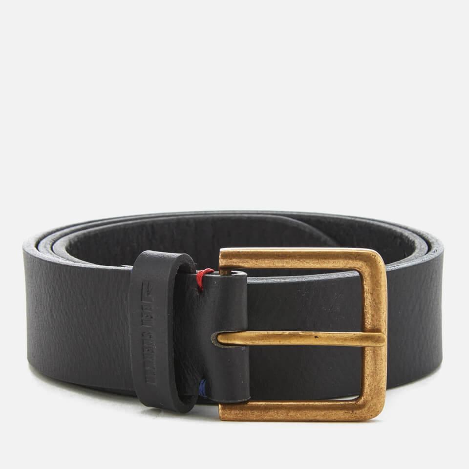 Cinturón Cuero Ben Sherman Hatton - Hombre - Negro - M (34-38) - Negro
