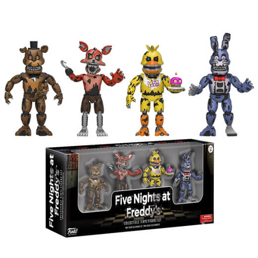 funko-five-nights-at-freddy-2-inch-action-figures-4-pack