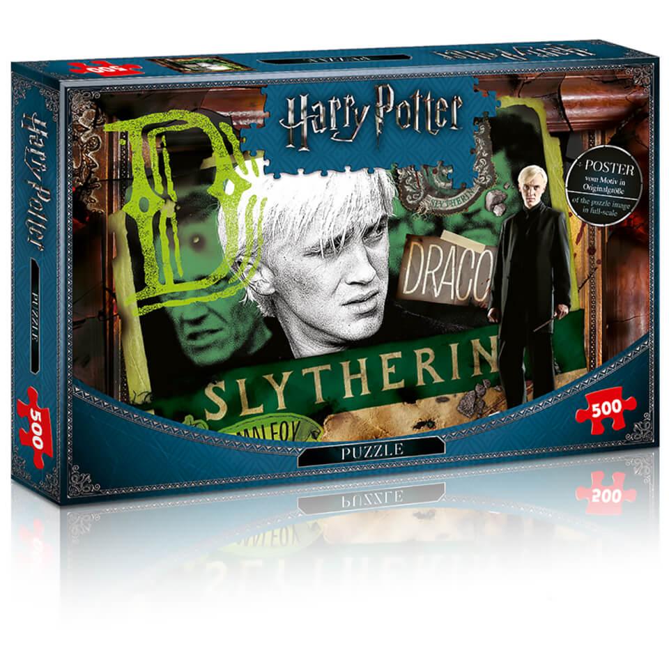 Harry Potter Kinder Slytherin Puzzle (500 Teile)