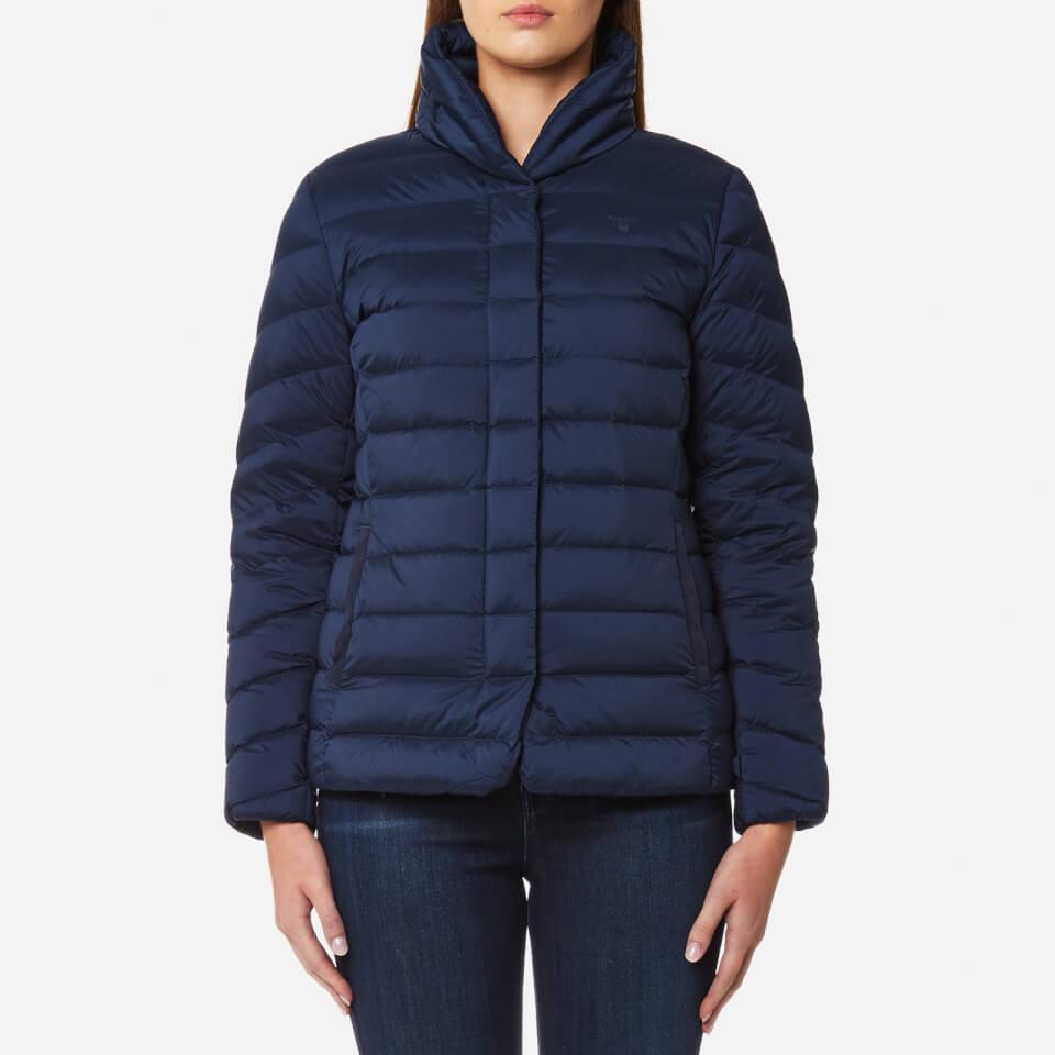 gant-women-lightweight-down-jacket-marine-m-blue