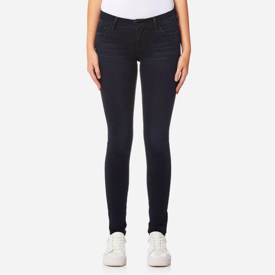 Levis Womens 710 Flawlessfx Super Skinny Jeans Dantez Peak W26/l32