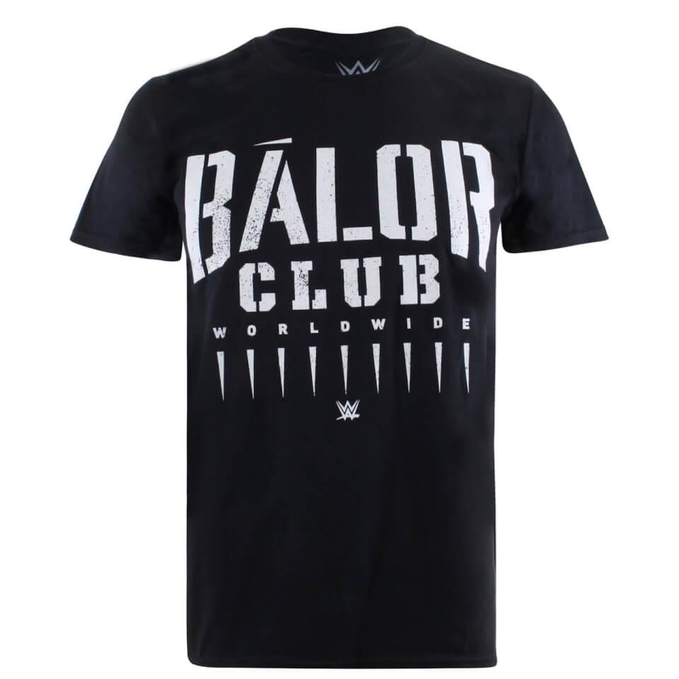WWE Men's Balor Club T Shirt Black XL