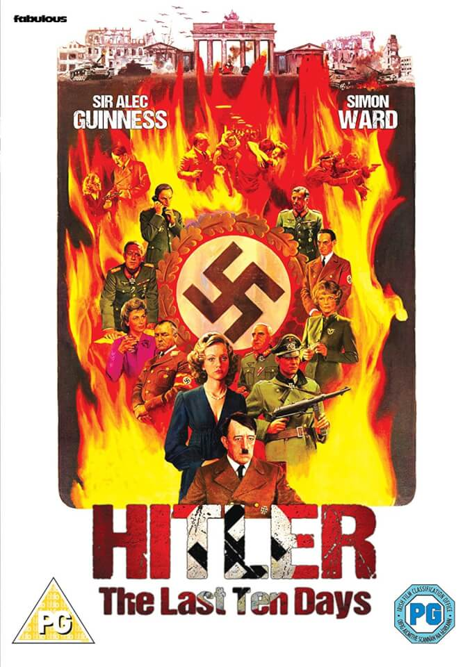 Hitler The Last 10 Days Dvd Zavvi