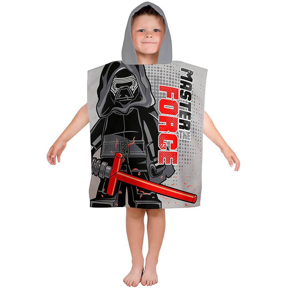 Toalla Poncho Lego Star Wars: VII - Niño