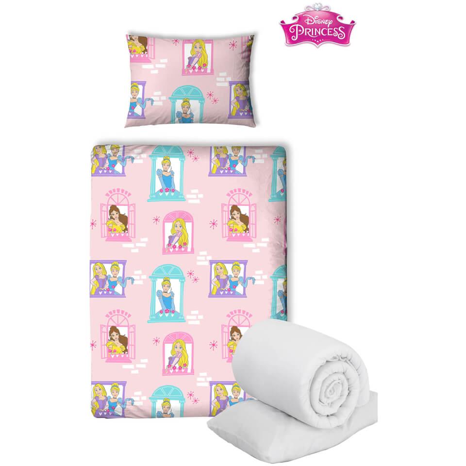 Disney Princess Boulevard Bed Bundle - Junior