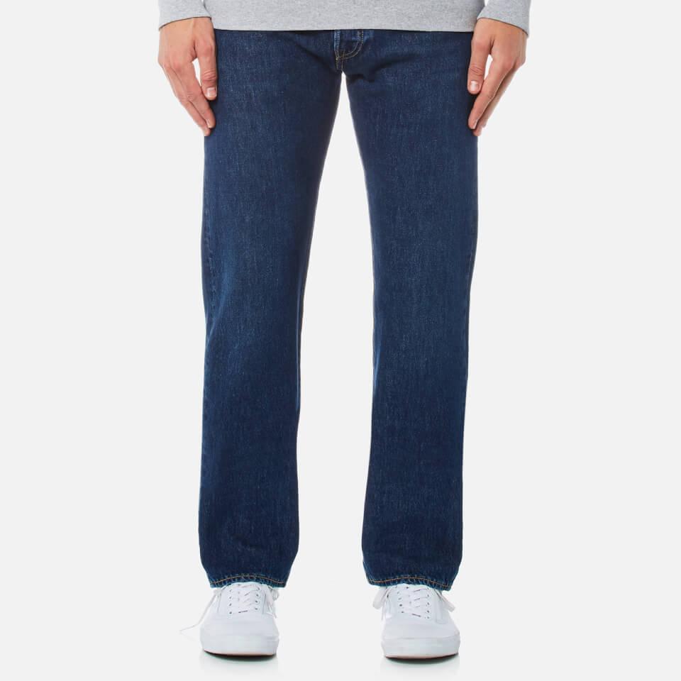 Levis Mens 501 Original Fit Jeans Subway Station W30/l30
