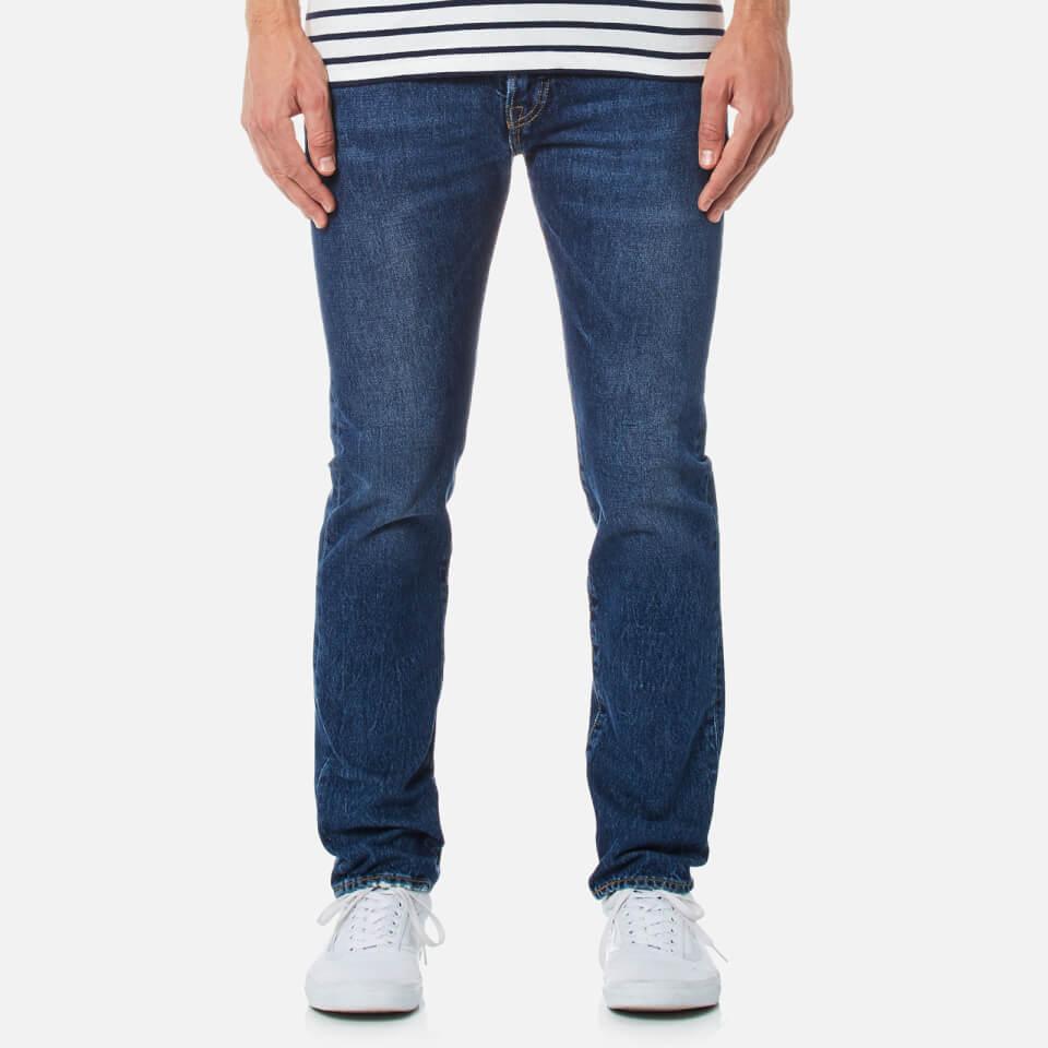 Levis Mens 501 Skinny Fit Jeans Saint Mark W32/l30