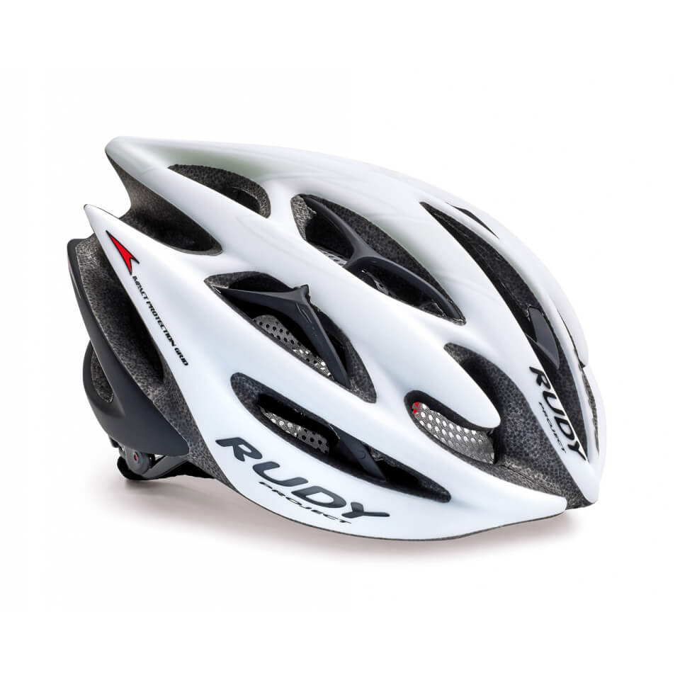 Rudy Project Sterling Helmet - S-M/54-58cm - White Stealth Matt