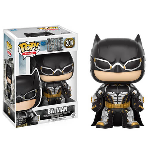Justice League Batman Pop! Vinyl Figur