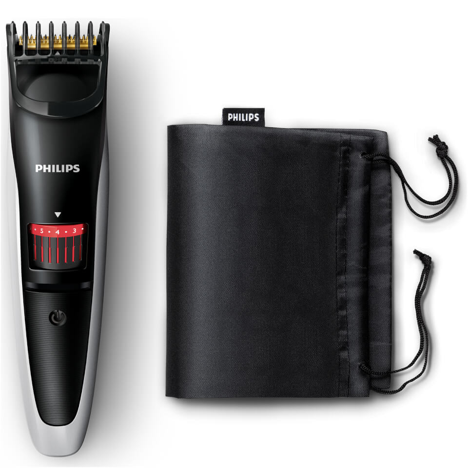 philips qt4013 23 series 3000 beard and stubble trimmer skin friendly gir. Black Bedroom Furniture Sets. Home Design Ideas