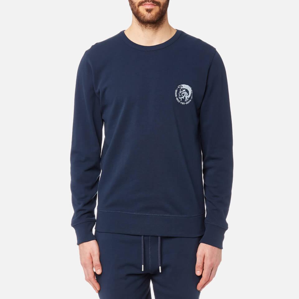 Diesel Men's Willy Sweatshirt - Navy - S