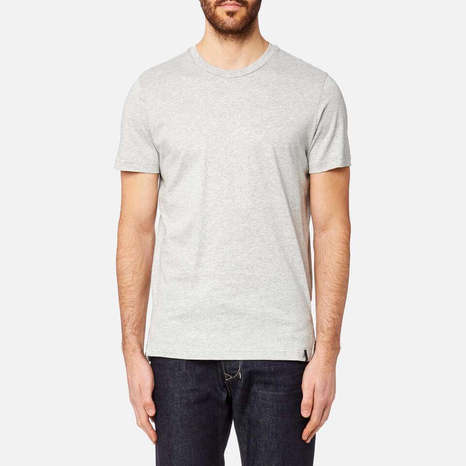 Diesel Men's Daniel T-Shirt - Grey - L - Grey