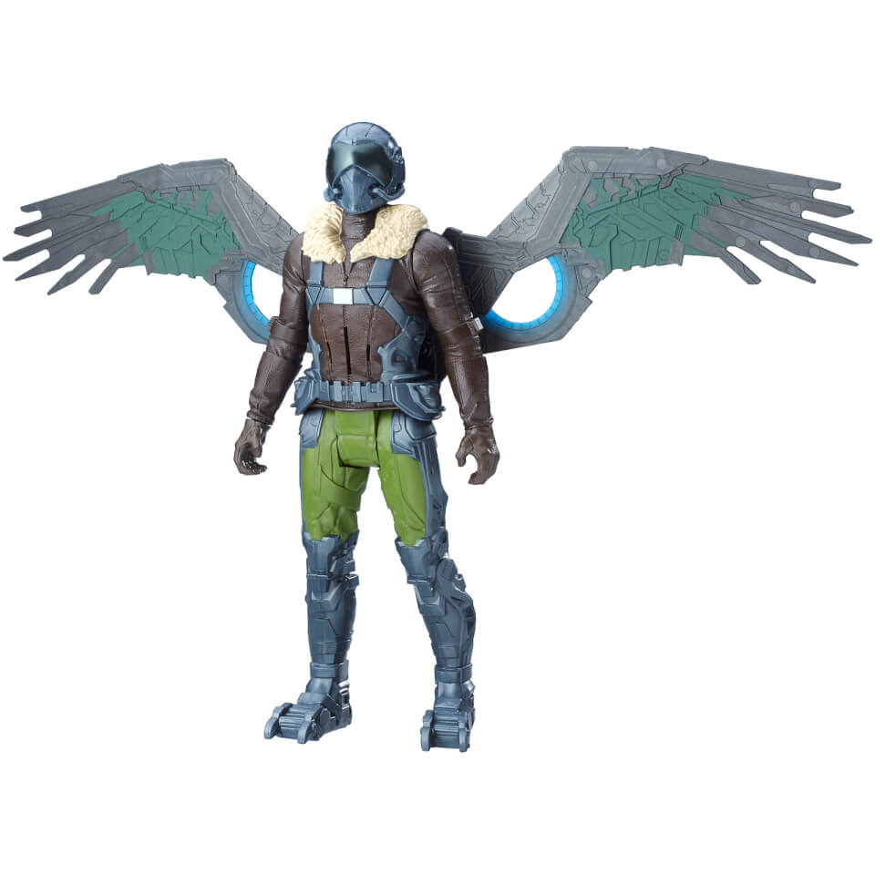 Marvel Spider Man Homecoming 12 Inch Electronic Vulture Action Figure