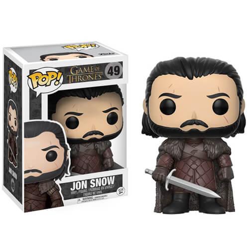 Game of Thrones Jon Snow Pop! Vinyl Figur