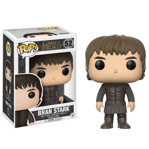 Game of Thrones Bran Pop! Vinyl Figur