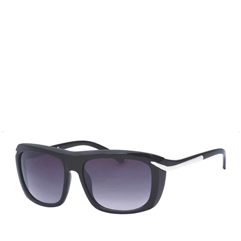 Gafas de sol Cuadradas - Hombre - Negro