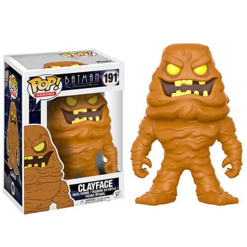 Animated Batman Clayface Pop! Vinyl Figure