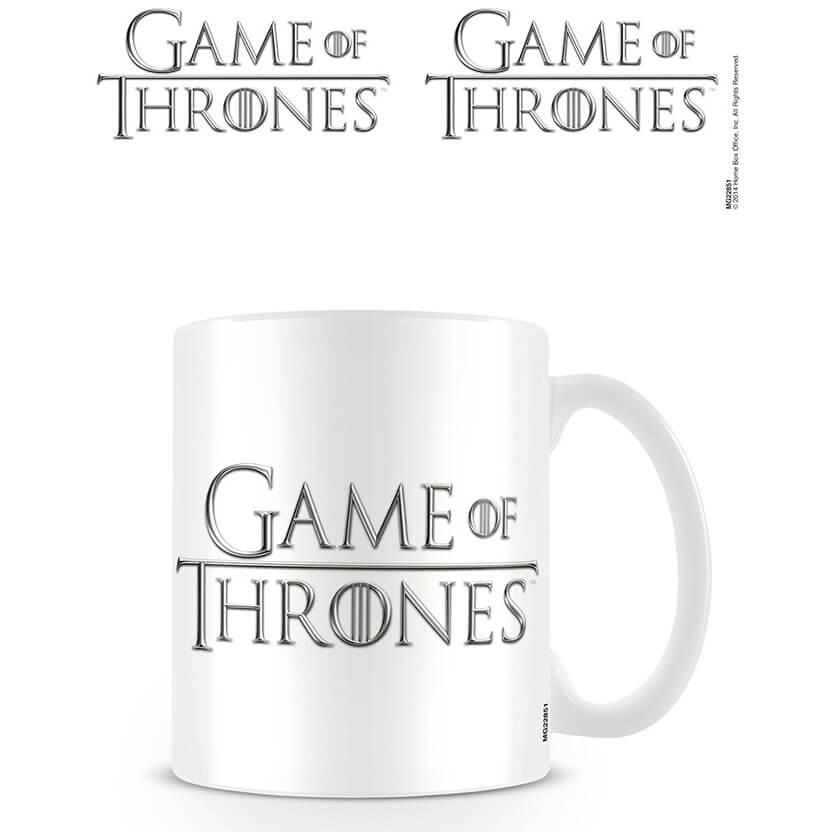 Game of Thrones Coffee Mug (Logo)