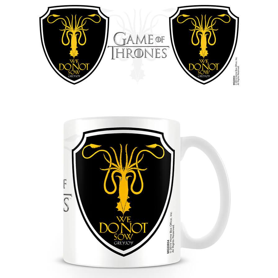 Game of Thrones Coffee Mug (Greyjoy)