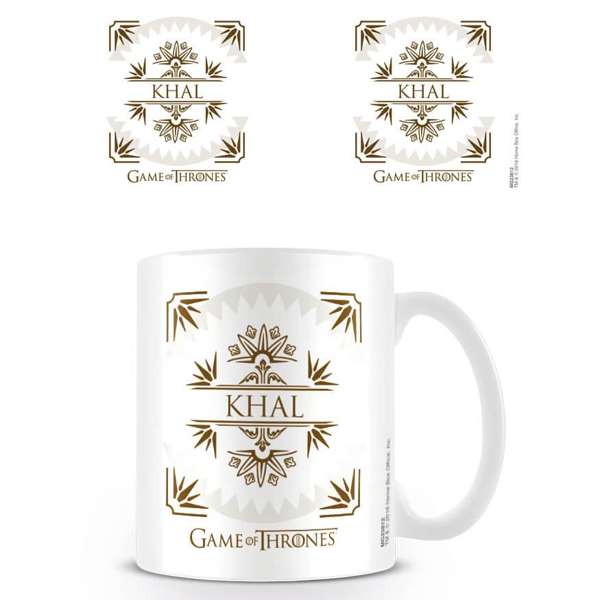 Game of Thrones Mug (Khal)