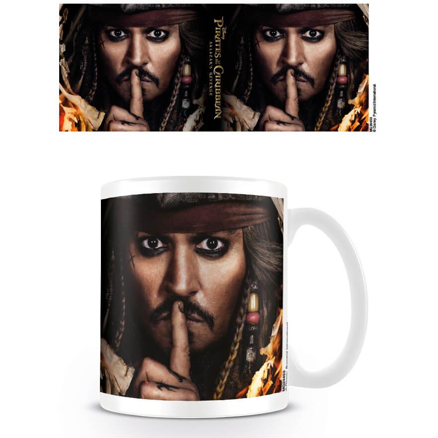 Pirates of the Caribbean Coffee Mug (Can You Keep a Secret)