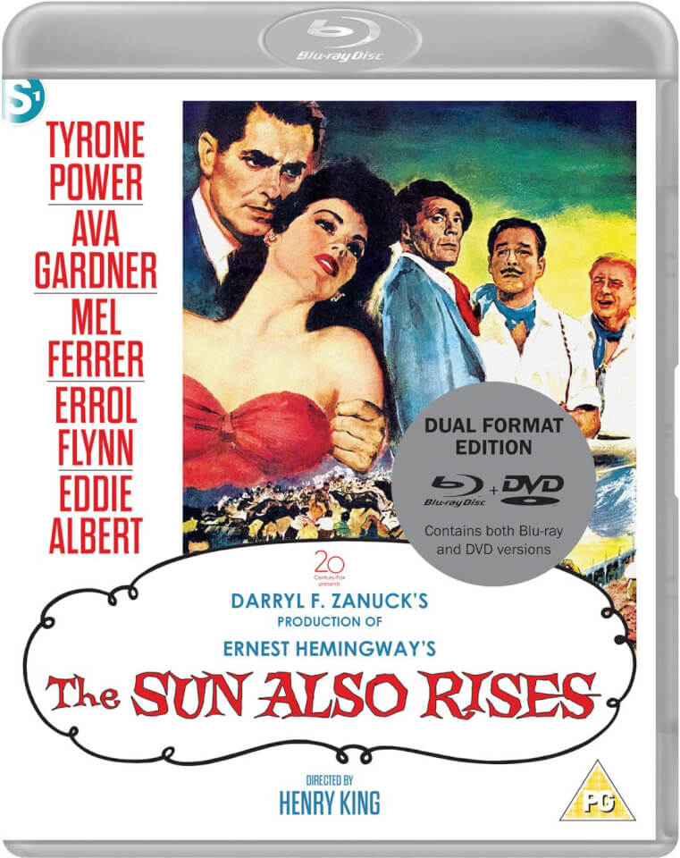 The Sun Also Rises - Dual Format (Includes DVD)
