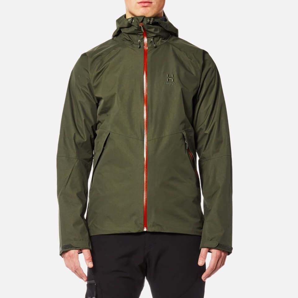 Haglöfs Men's Esker Jacket - Deep Woods Clothing | TheHut.com
