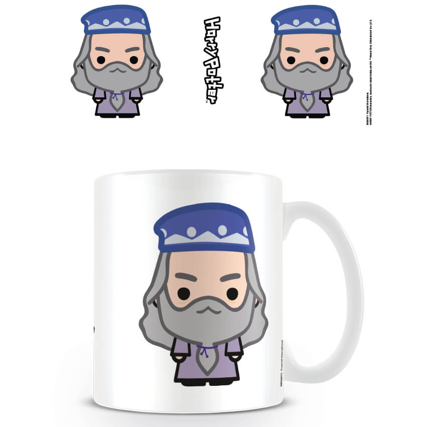 Kawaii Harry Potter Dumbledore Tasse