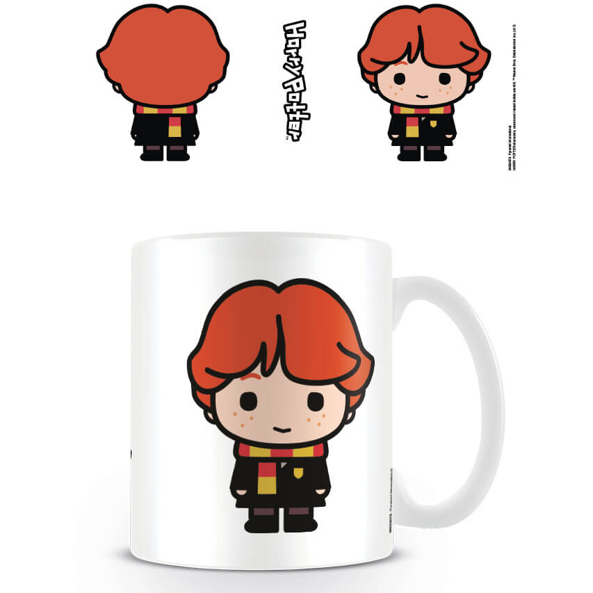 Kawaii Harry Potter Ron Weasley Tasse