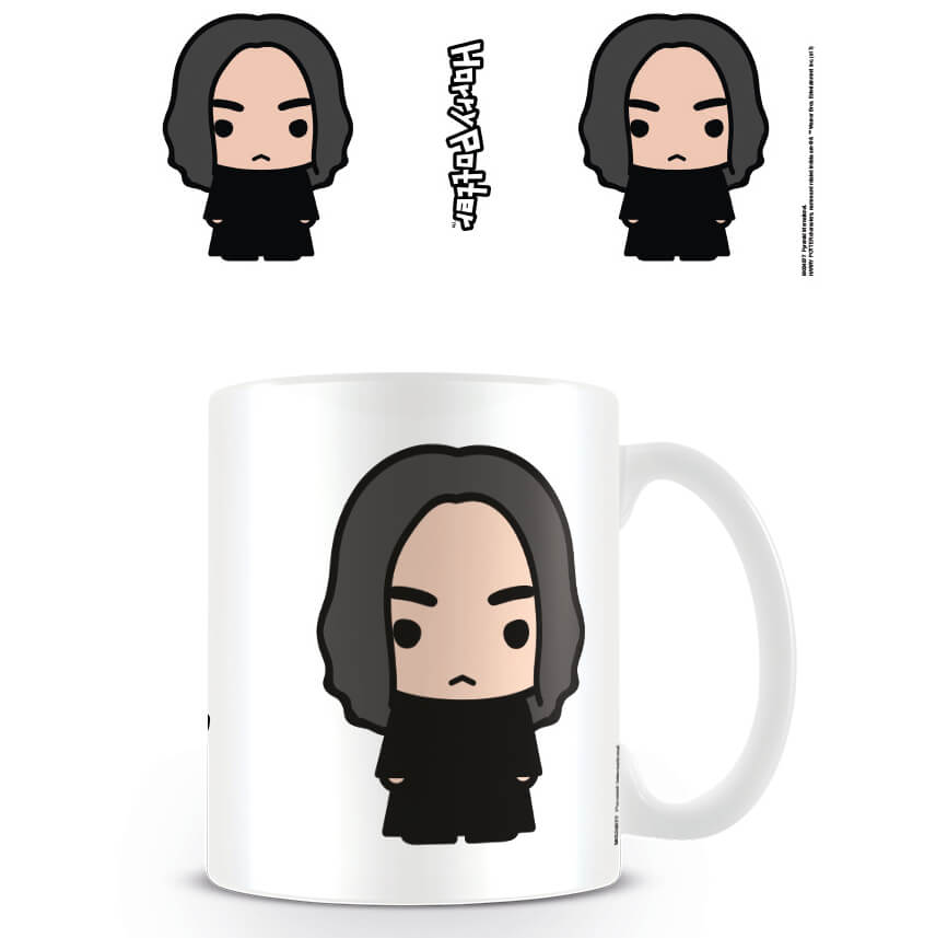 Kawaii Harry Potter Severus Snape Tasse