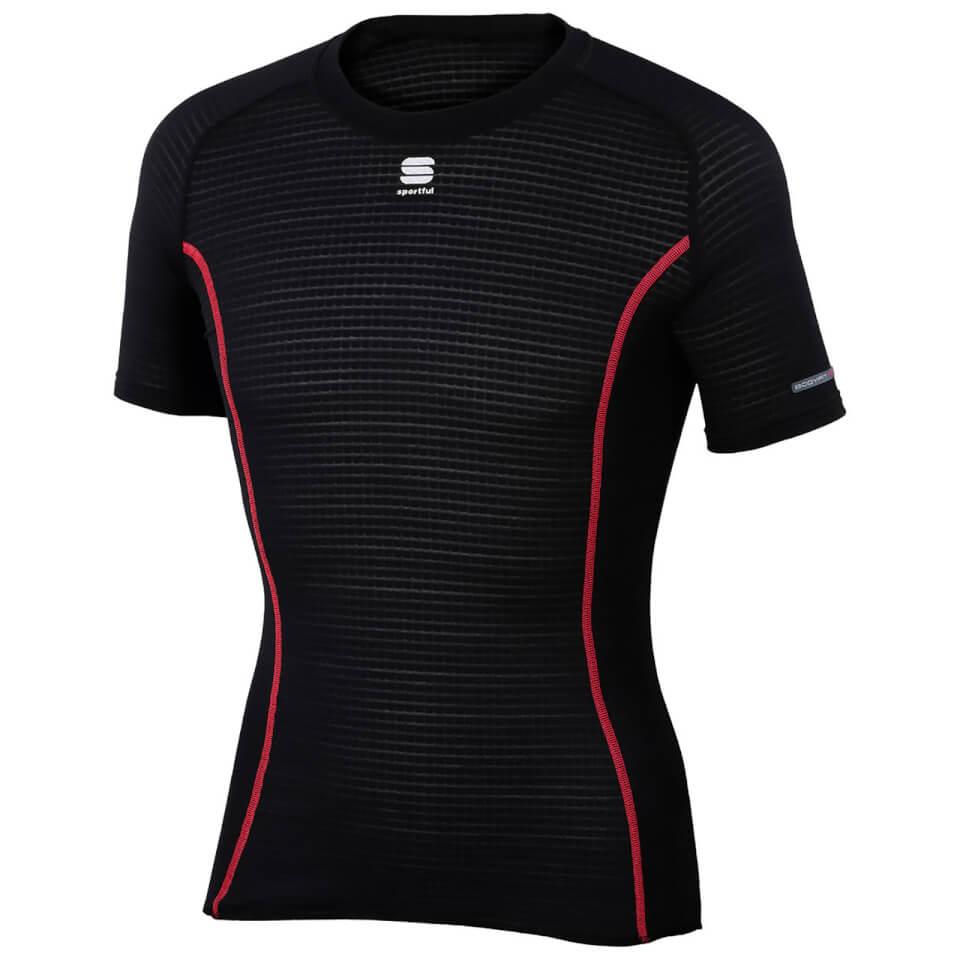 sportful-body-fit-pro-short-sleeve-base-layer-black-s-black