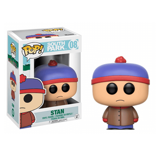 South Park Stan Pop Vinyl Figure Pop In A Box Us
