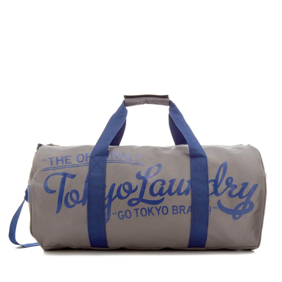 Bolsa de deporte Tokyo Laundry - Hombre - Gris/azul