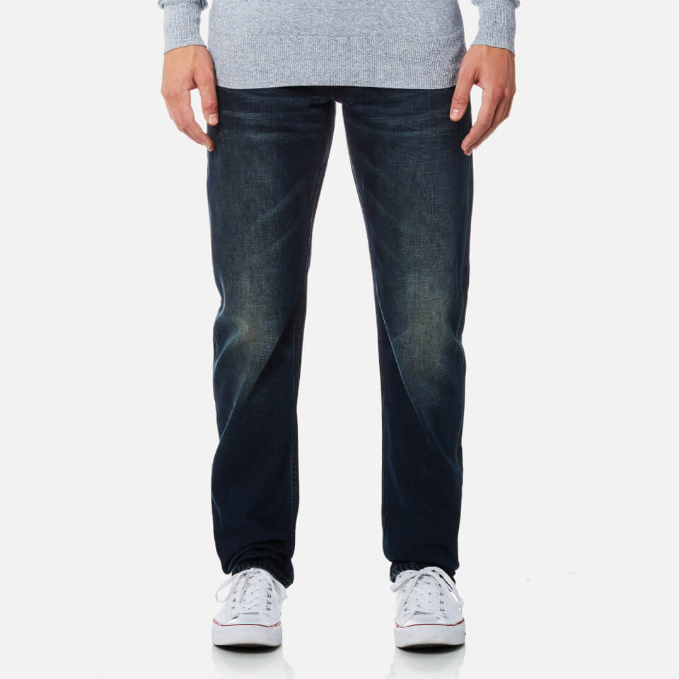 Superdry Mens Loose Jeans Renegade Vintage W34/l32