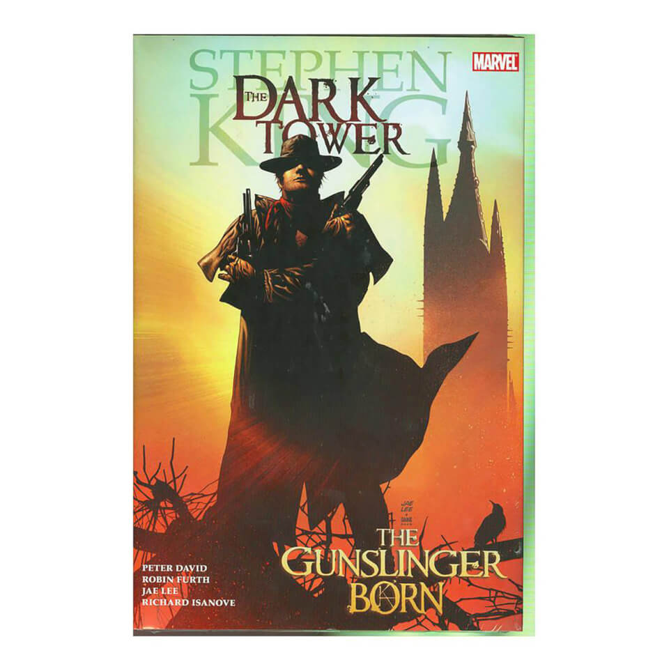 Dark Tower Gunslinger Born - Vol 1 - Marvel Graphic Novel