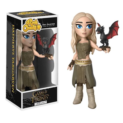 Game of Thrones Daenerys Targaryen Rock Candy Vinyl Figur