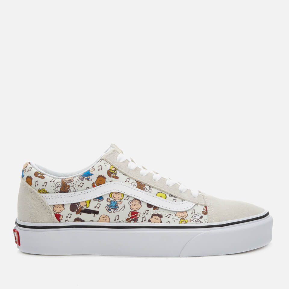 Vans X Peanuts Women S Old Skool Trainers Multi True