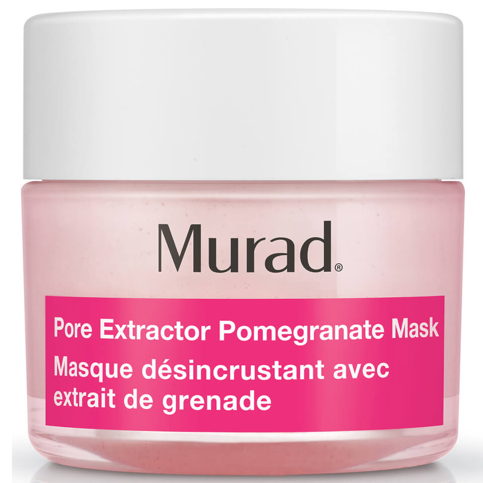 Image of Murad Pore Extractor Pomegranate Mask