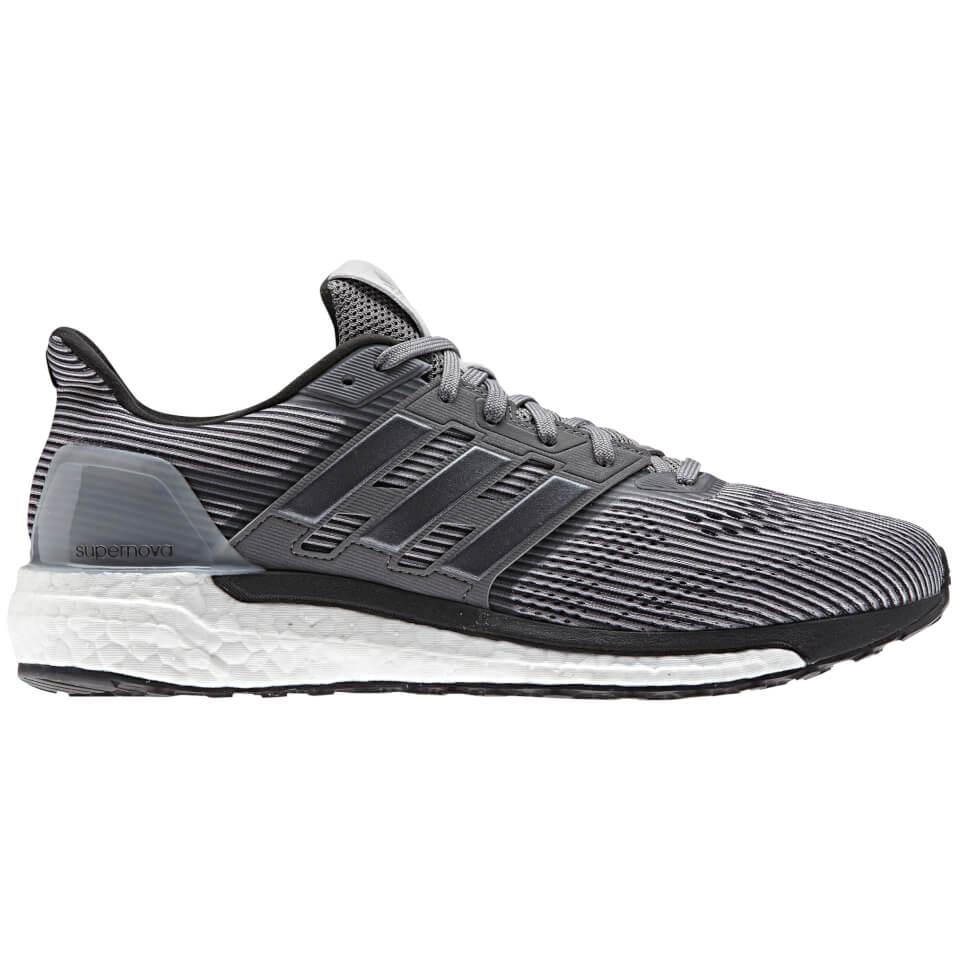 698ba53f1 SKU-BB3476 adidas Men s Supernova Running Shoes - Grey - US 10.5 UK ...