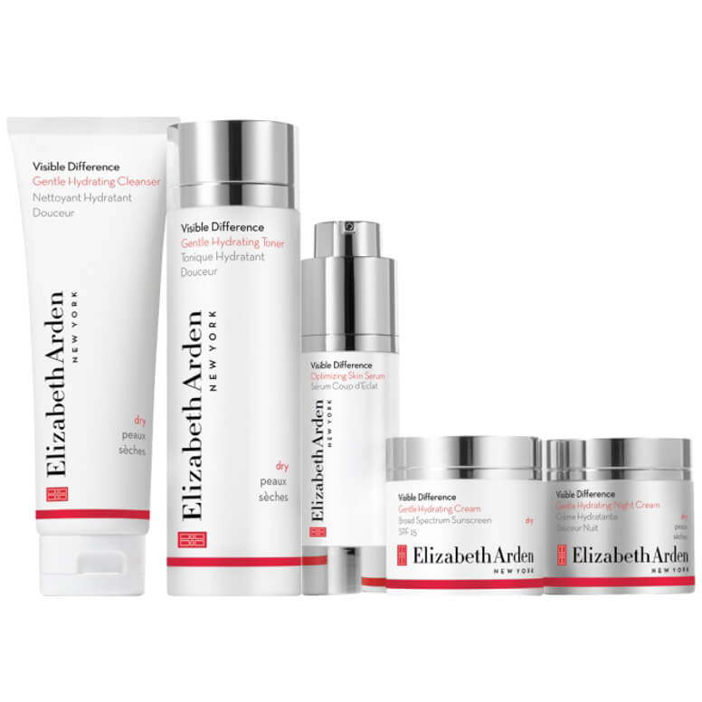 55c2f7ea382 Elizabeth Arden Visible Difference Gentle Hydrating Line. Showing image 0 -  null